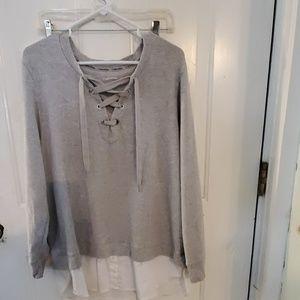 Cute and warm Calvin Klein sweater